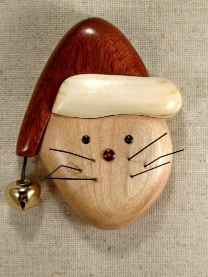 Arbour Kitty Ornament