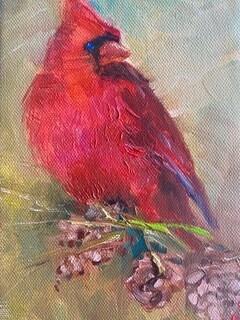 Mr. Scarlet, Cardinal