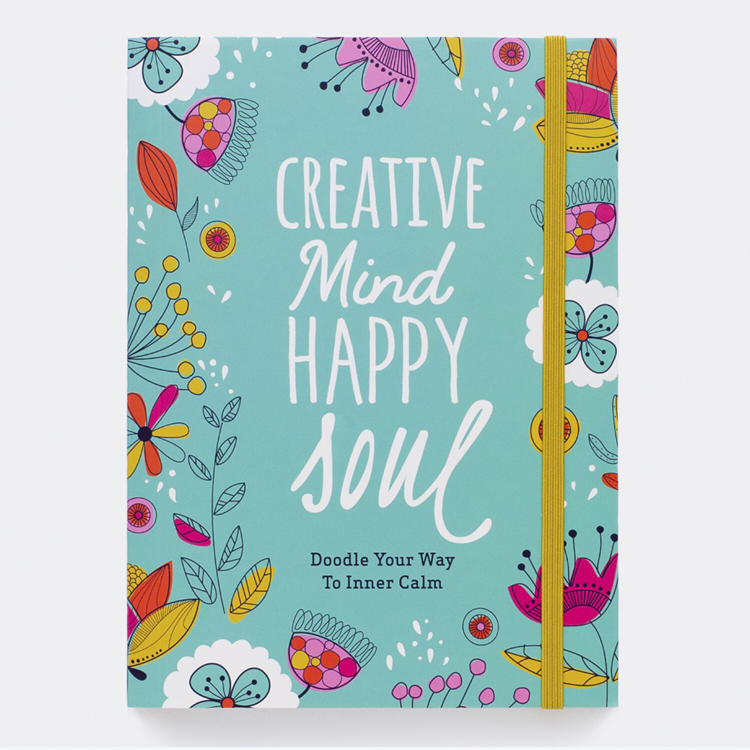 Creative Mind Happy Soul Journal