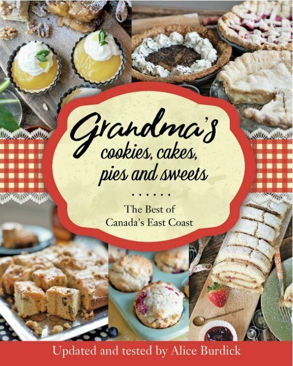 Grandma's Cookies, Cakes, Pies and Sweets Cookbook