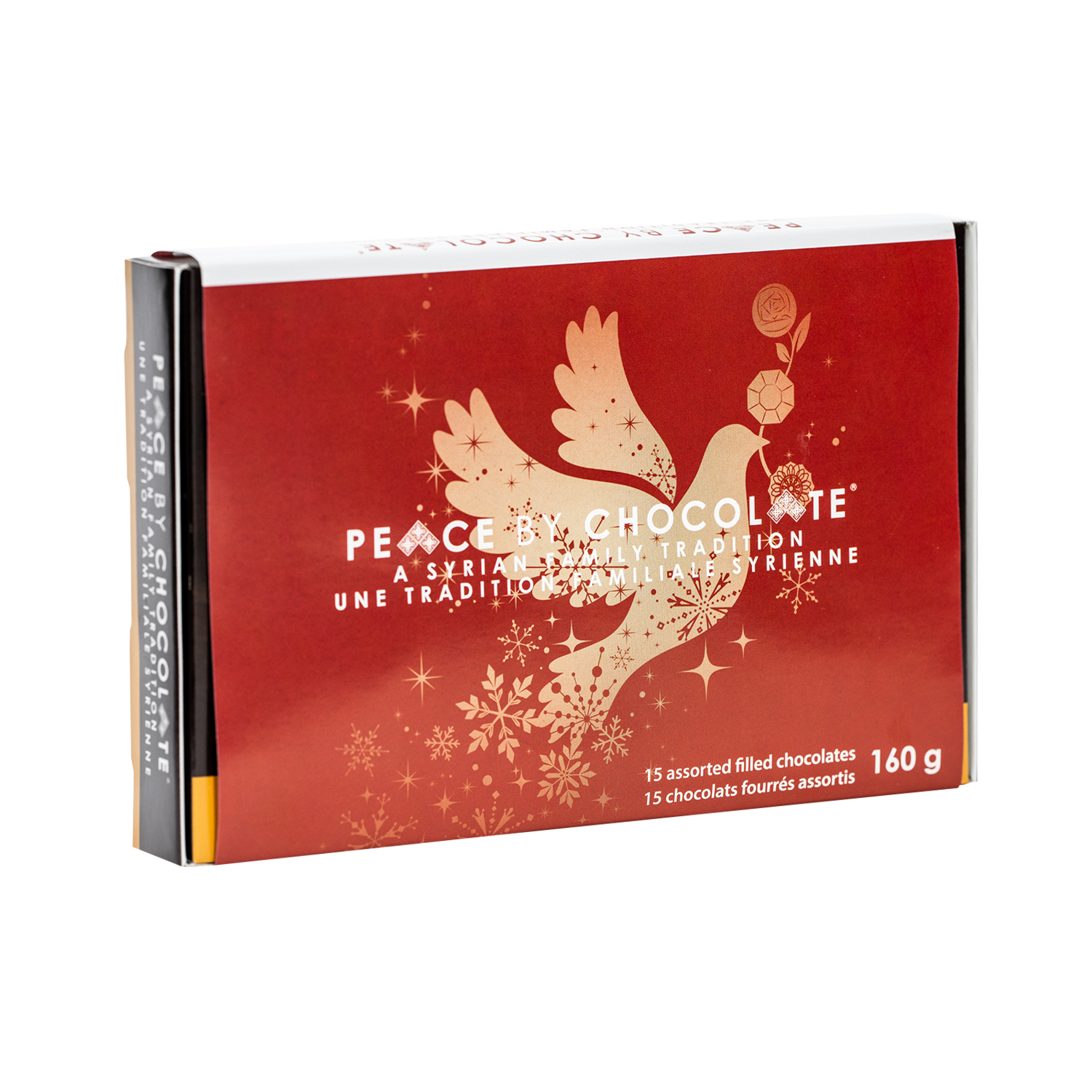 Peace by Chocolate- Holiday Pack