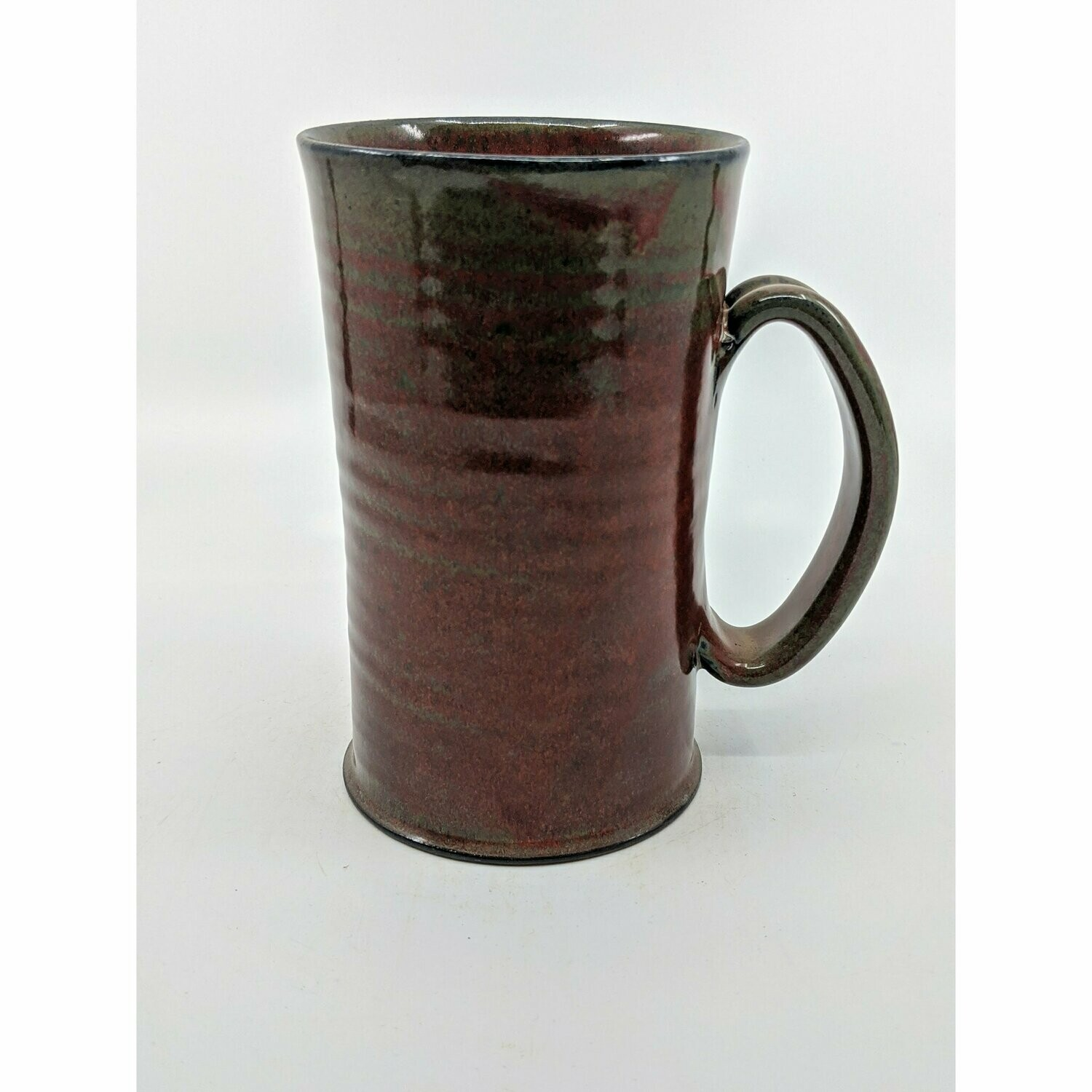 Beer Stein- Iron Red
