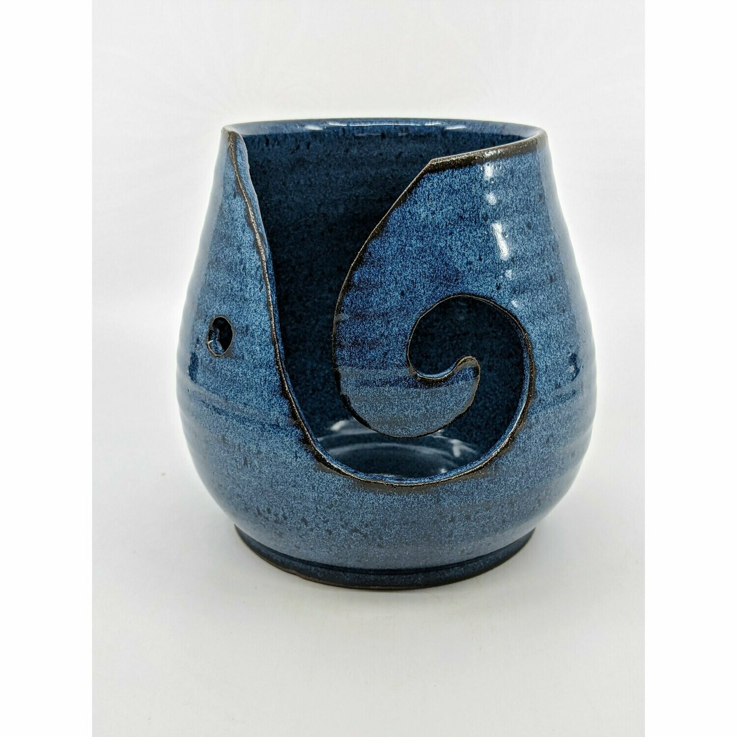 Yarn Bowl- Studio Blue