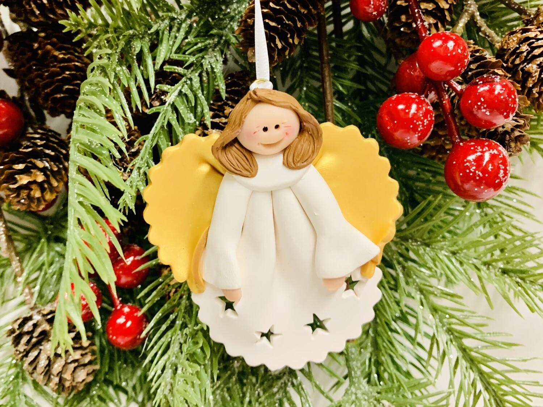 Angel Ornament- Roberta Originals