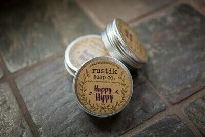 Happy Hippy Body Butter- Rustik Soap