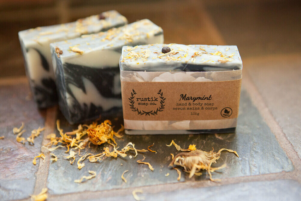 Marymint - Rustik Soap