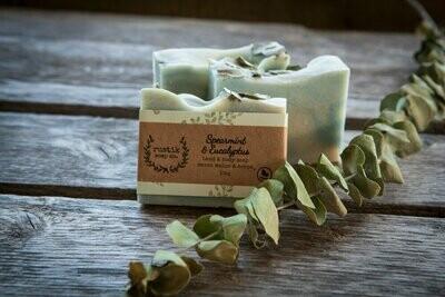 Spearmint Eucalyptus - Rustik Soap