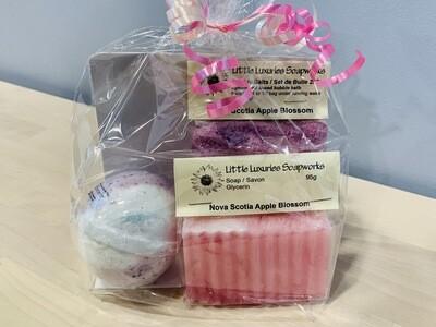 Nova Scotia Apple Blossom Gift Bag