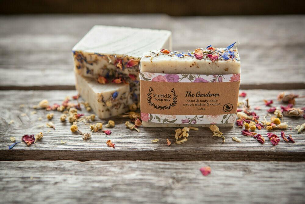 The Gardener - Rustik Soap