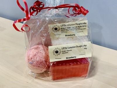 Strawberry Gift Bag