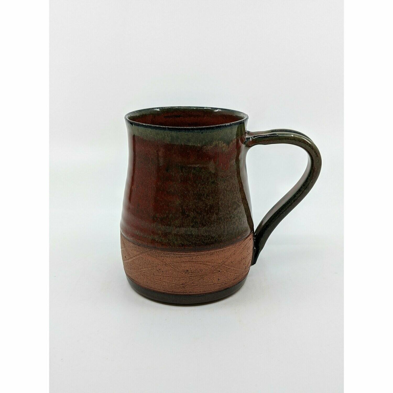 Coffee Mug Iron Red