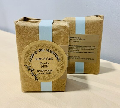 Made in the Maritimes Soap- Goats Milk
