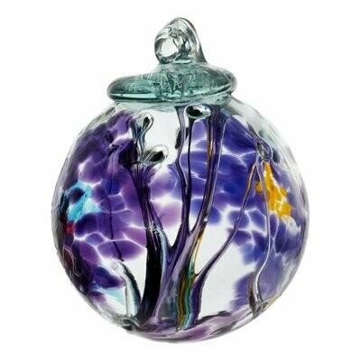 "Multi Purple 6"" Spirit Ball"
