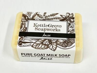 KettleGrove Goat Milk Soap- Anise