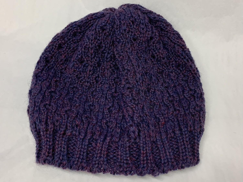 FH1 Flowerhead- Purple Heather
