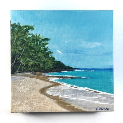Tropical Moment, 6x6