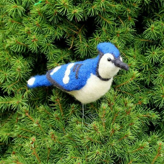 Blue Jay Felting Kit