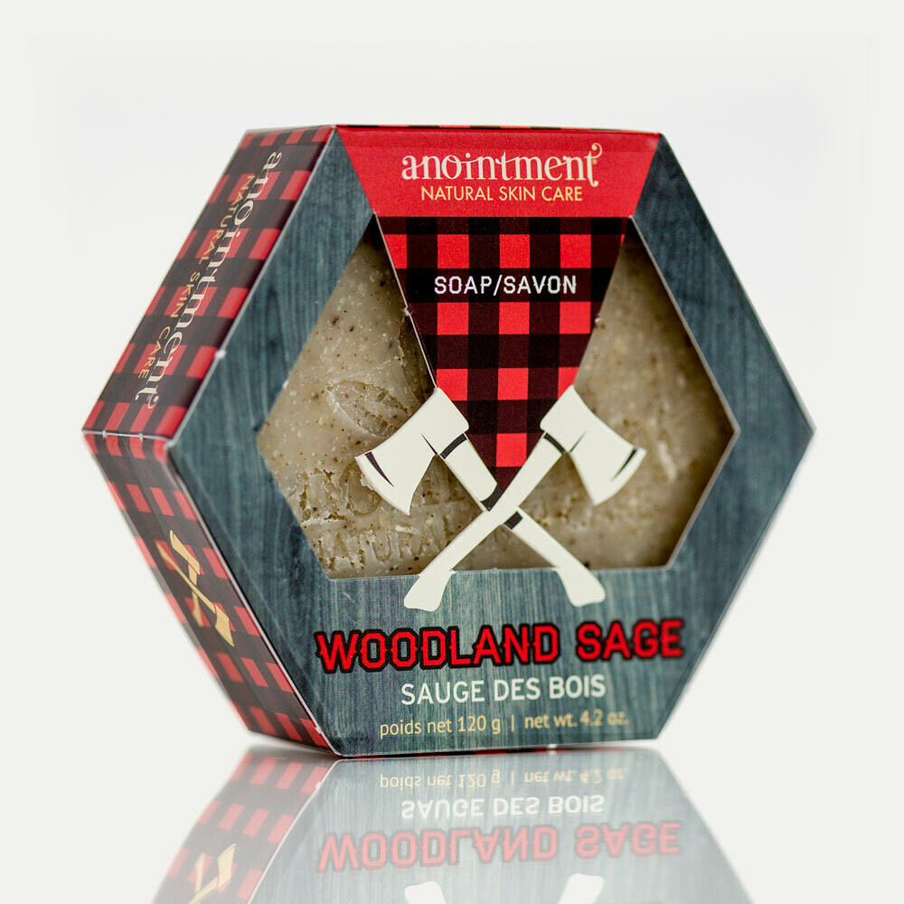 Woodland Sage Soap - Anointment