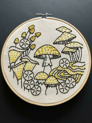 Hook Line & Tinker Fungus Among Us