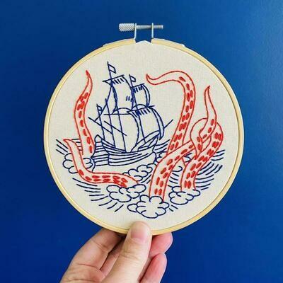 Hook Line & Tinker Release the Kraken