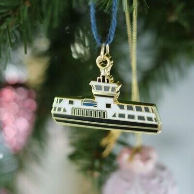 Dartmouth Ferry Ornament