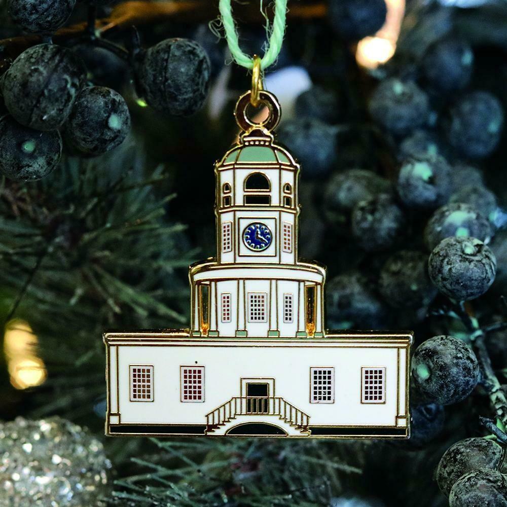 Halifax Clock Tower Ornament