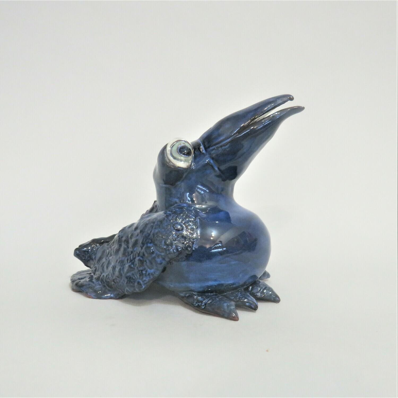 Blue Crow A (Hydrostone)