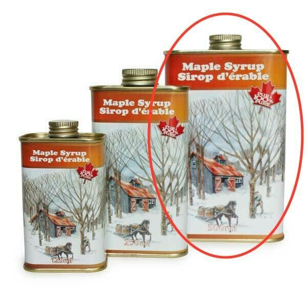 Maple 500ml Can
