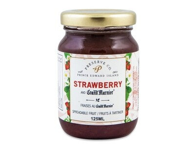Strawberry Grand Marnier, 125ml PEI