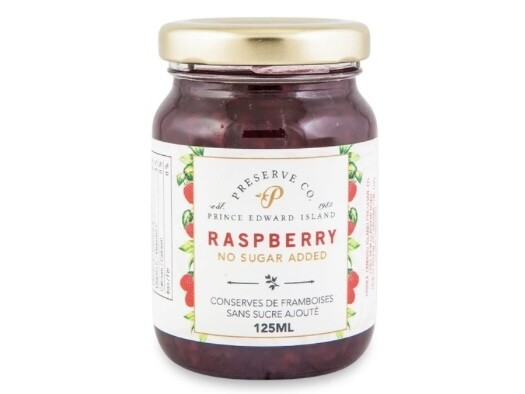 Raspberry, No Sugar Added 125ml, PEI