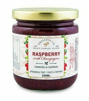 Raspberry Champagne 250ml, PEI