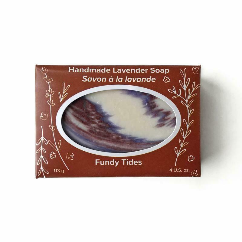 Fundy Tides Lavender Soap
