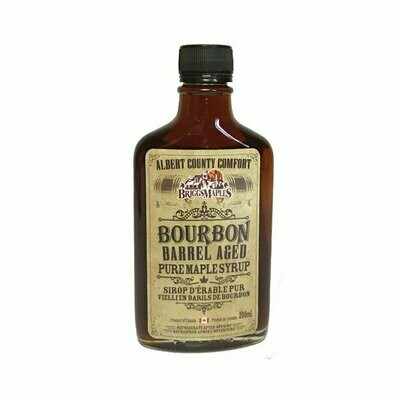 Med Bourbon Maple 200ml