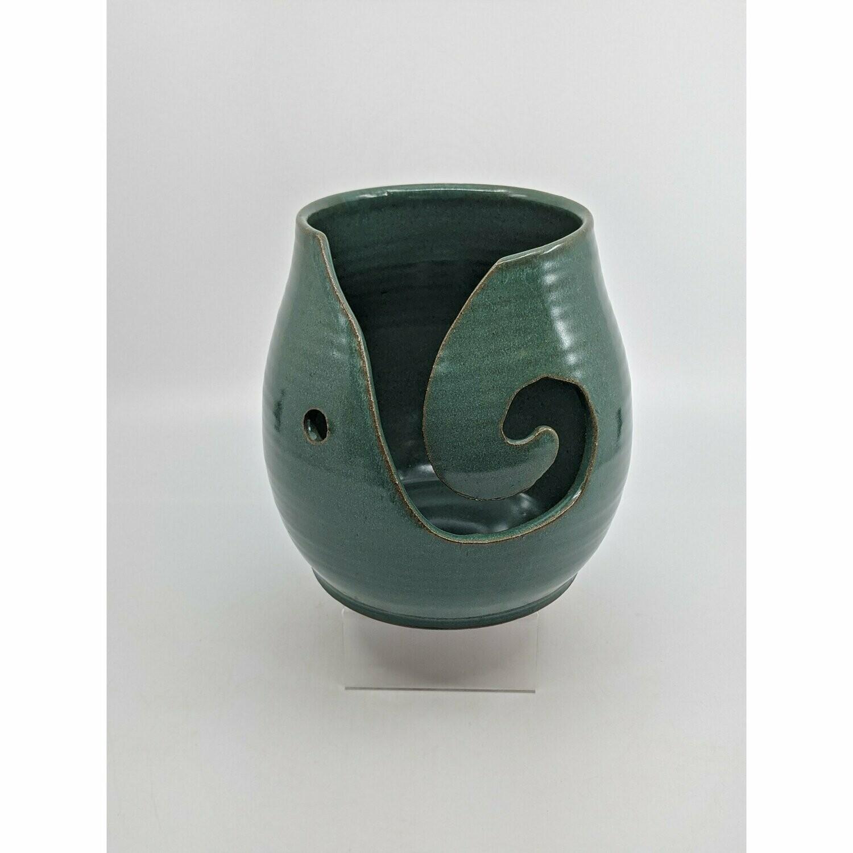 Yarn Bowl- Green