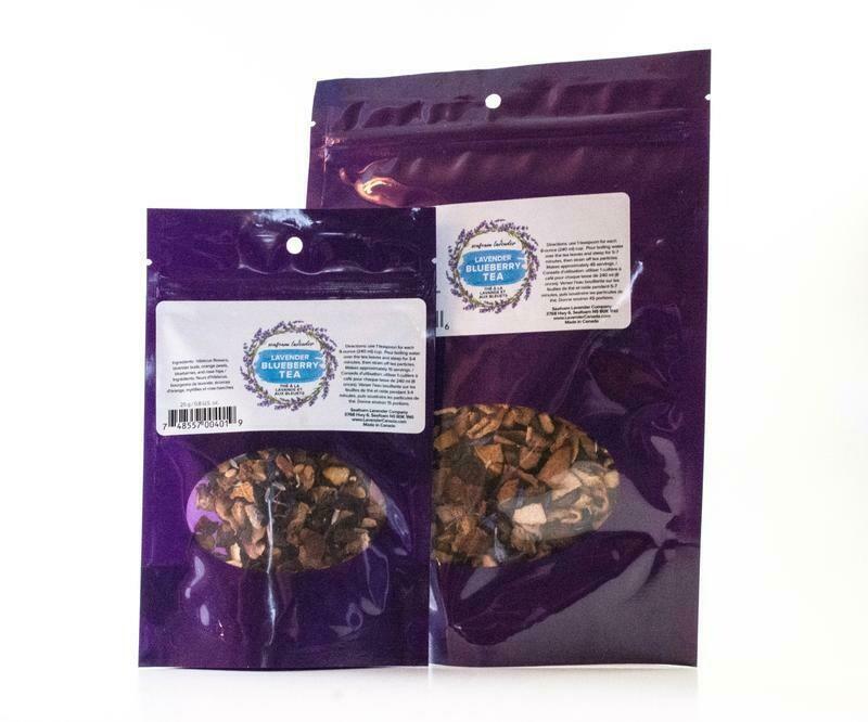 Blueberry Lavender Tea, small
