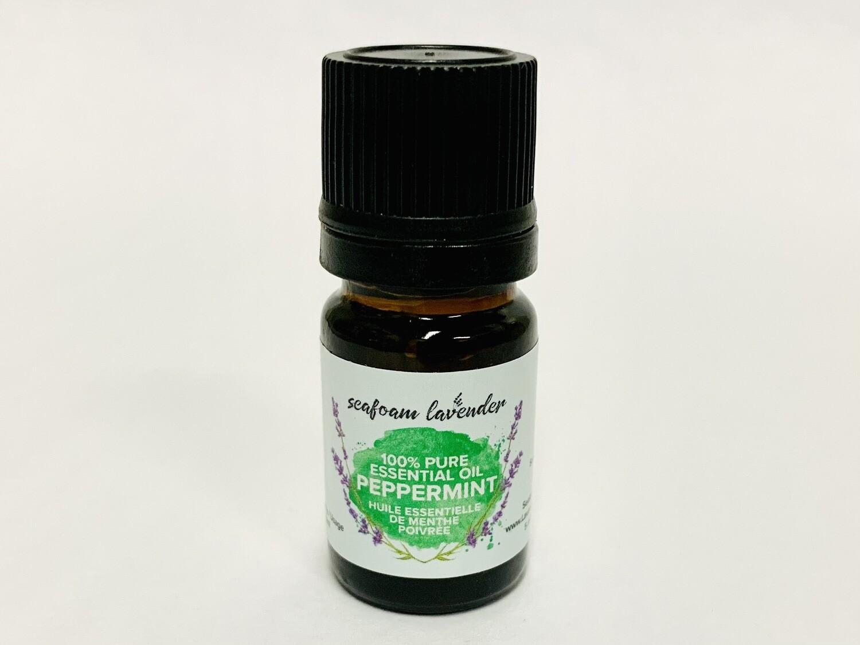 Peppermint, Seafoam Lavender Essential Oil