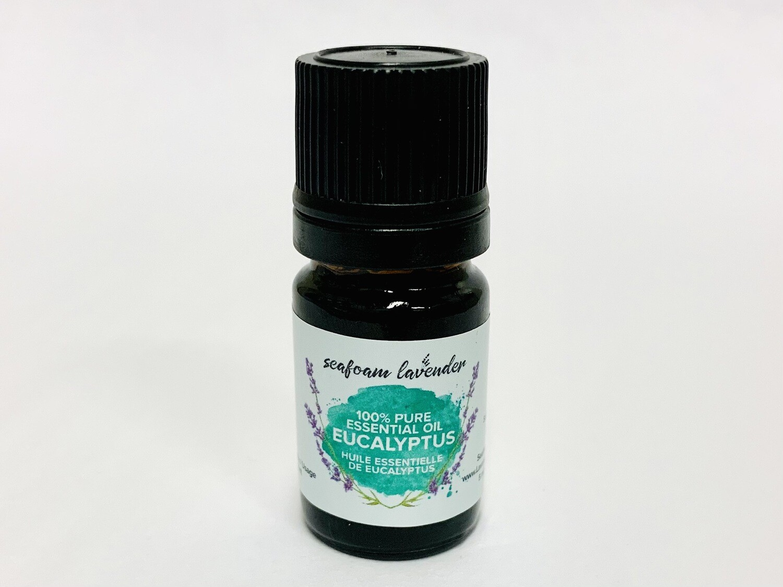 Eucalyptus, Seafoam Lavender Essential Oil