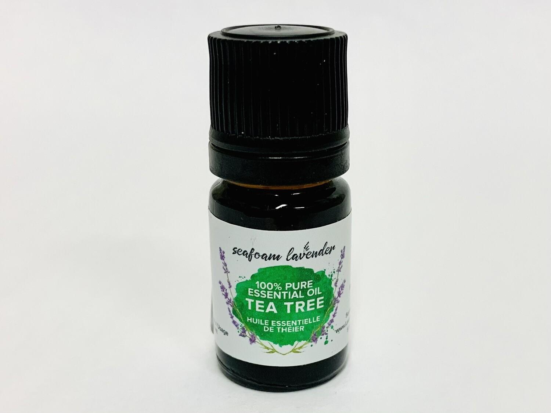 Tea Tree, Seafoam Lavender Essential Oil