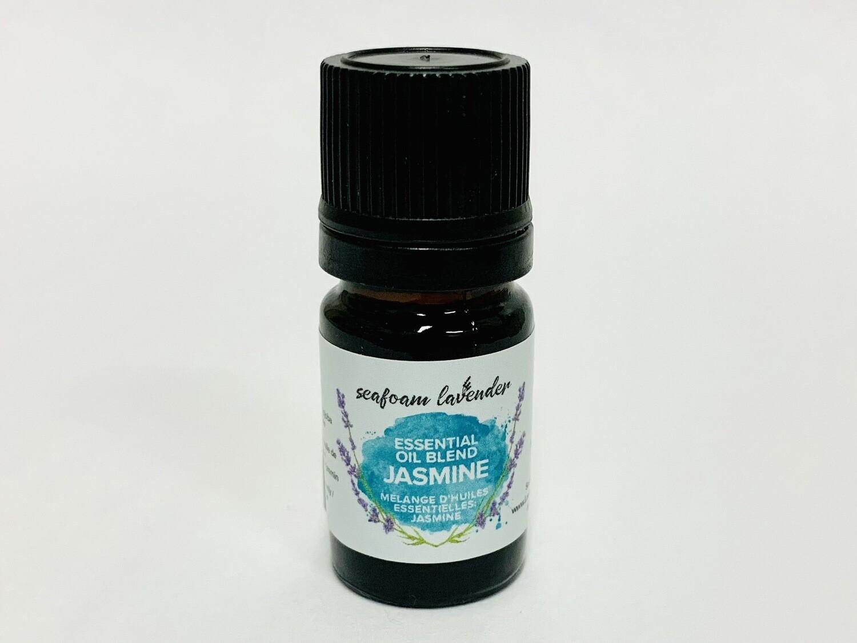 Jasmine, Seafoam Lavender Essential Oil