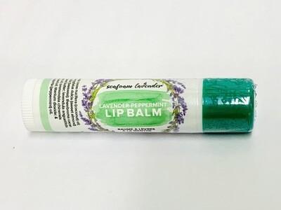 Peppermint & Lavender Lip Balm