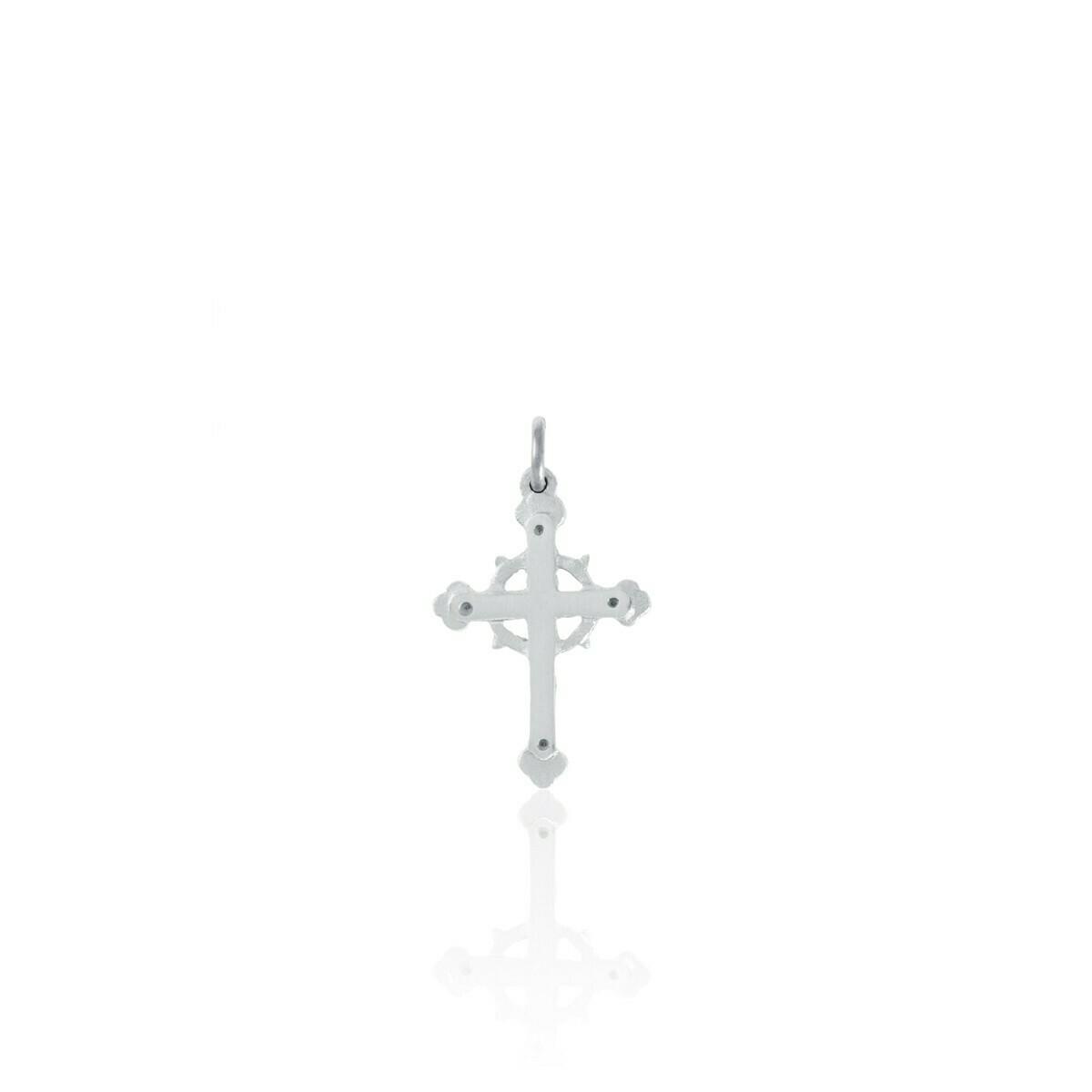 Acadian Cross Charm - Amos