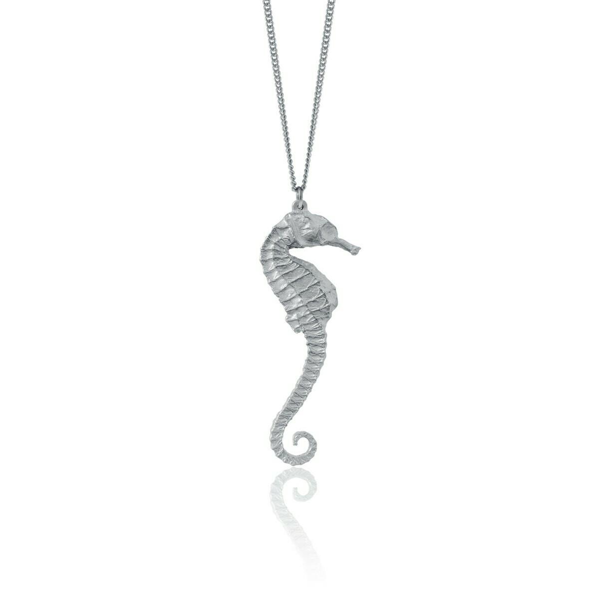 Seahorse Necklace - Amos