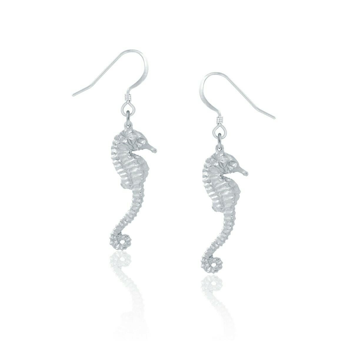 Seahorse Earrings - Amos