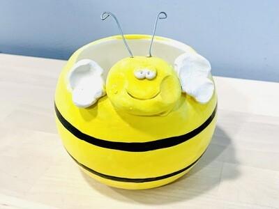 Bee Large Planter - Clayton Dickson