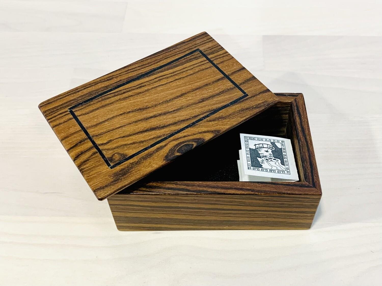 Medium Mini Box - Tam Fleming