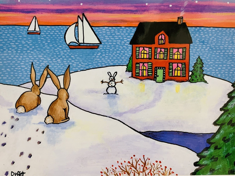 Snowbunny's House - Shelagh Duffett