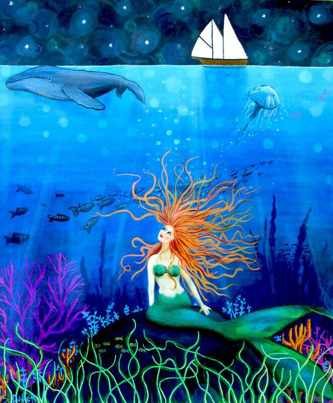 Mermaid - Shelagh Duffett