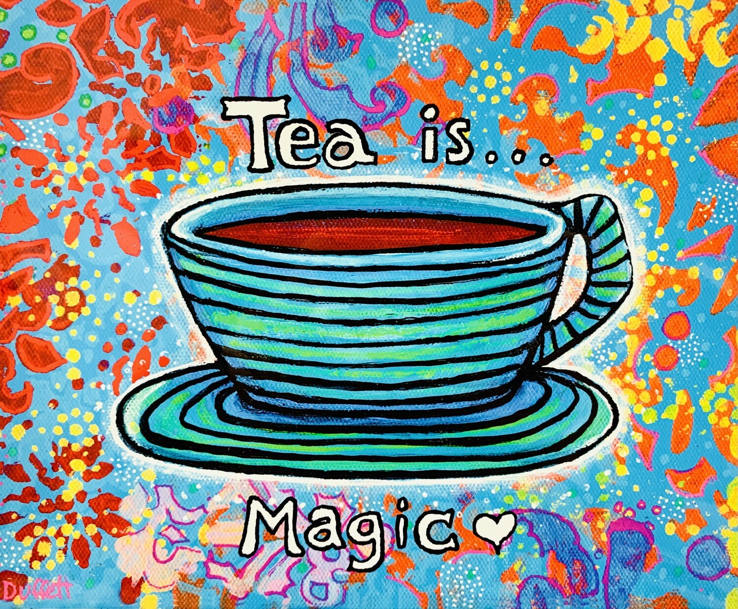 Tea is Magic - Shelagh Duffett