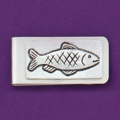Fish Money Clip - Basic Spirit
