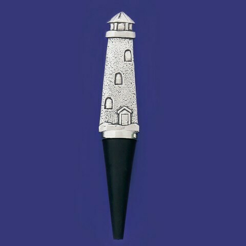 Lighthouse Bottle Stopper - Basic Spirit